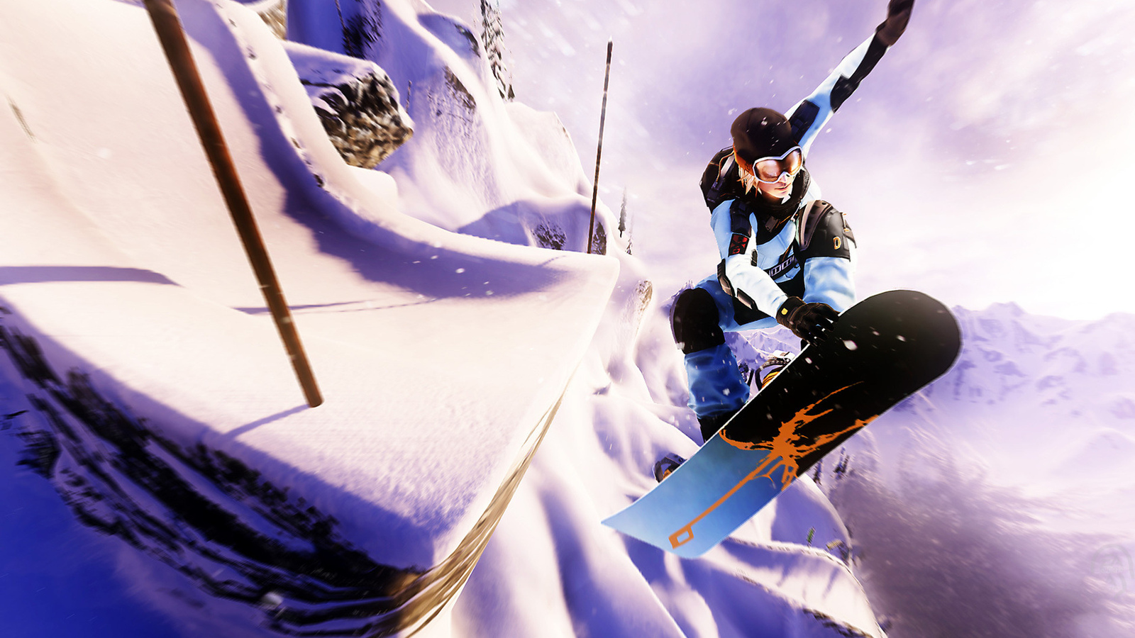the art of snowboarding The eternal beauty of snowboarding - movie review the eternal beauty of snowboarding and heartwarming for anyone who truly loves the art of snowboarding.