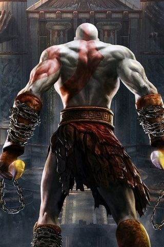 cratos, god of war, игры