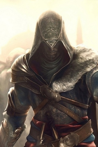 арт, assassins creed, игра