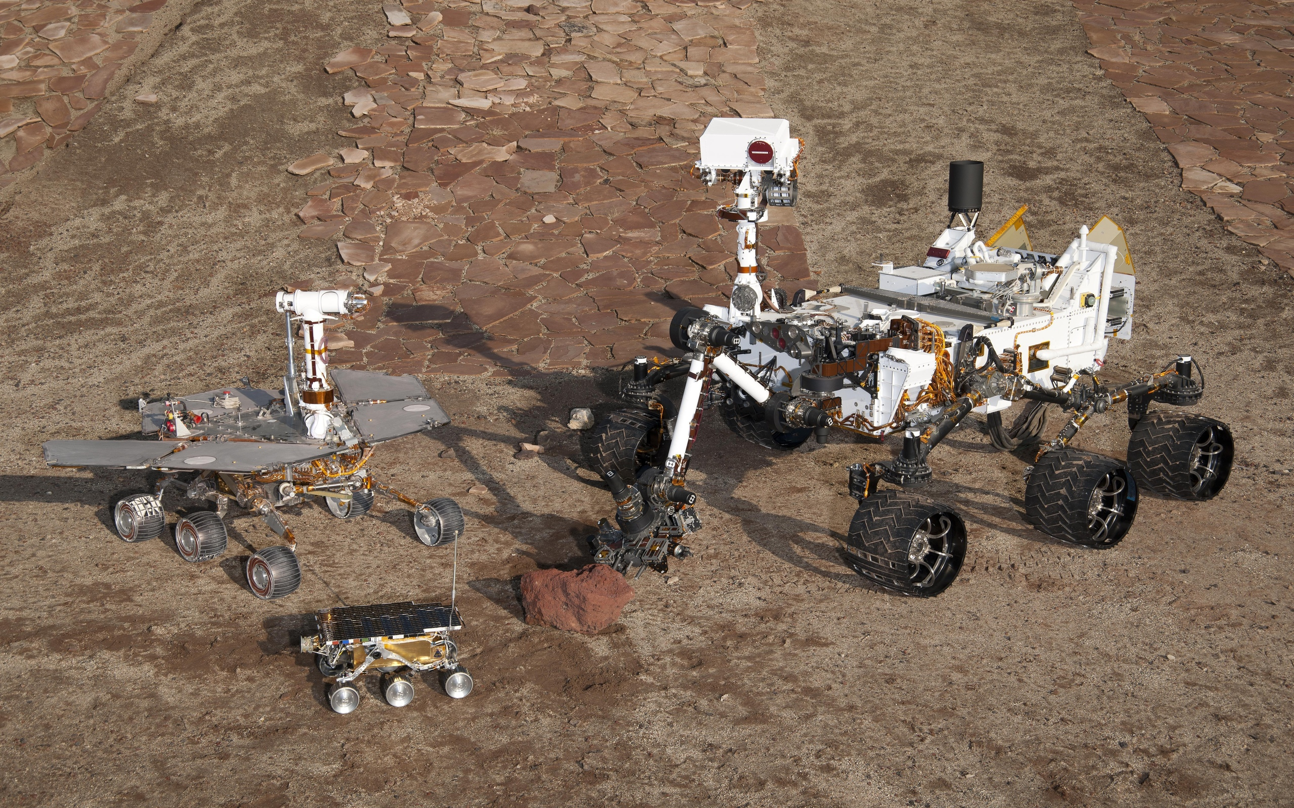 mars rover findings - HD 2560×1600