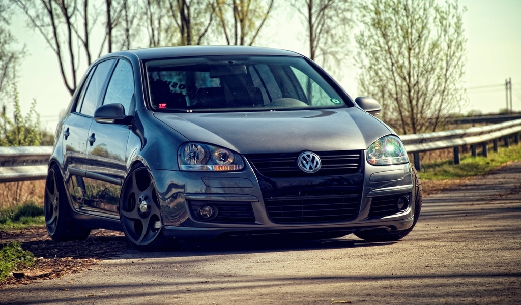дорога, gti, vw, volkswagen, обои авто, сars walls, wallpapers auto, cars, golf, auto