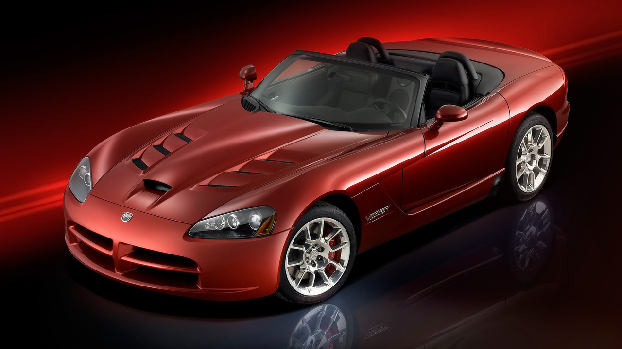 viper srt10, roadster 2008, dodge
