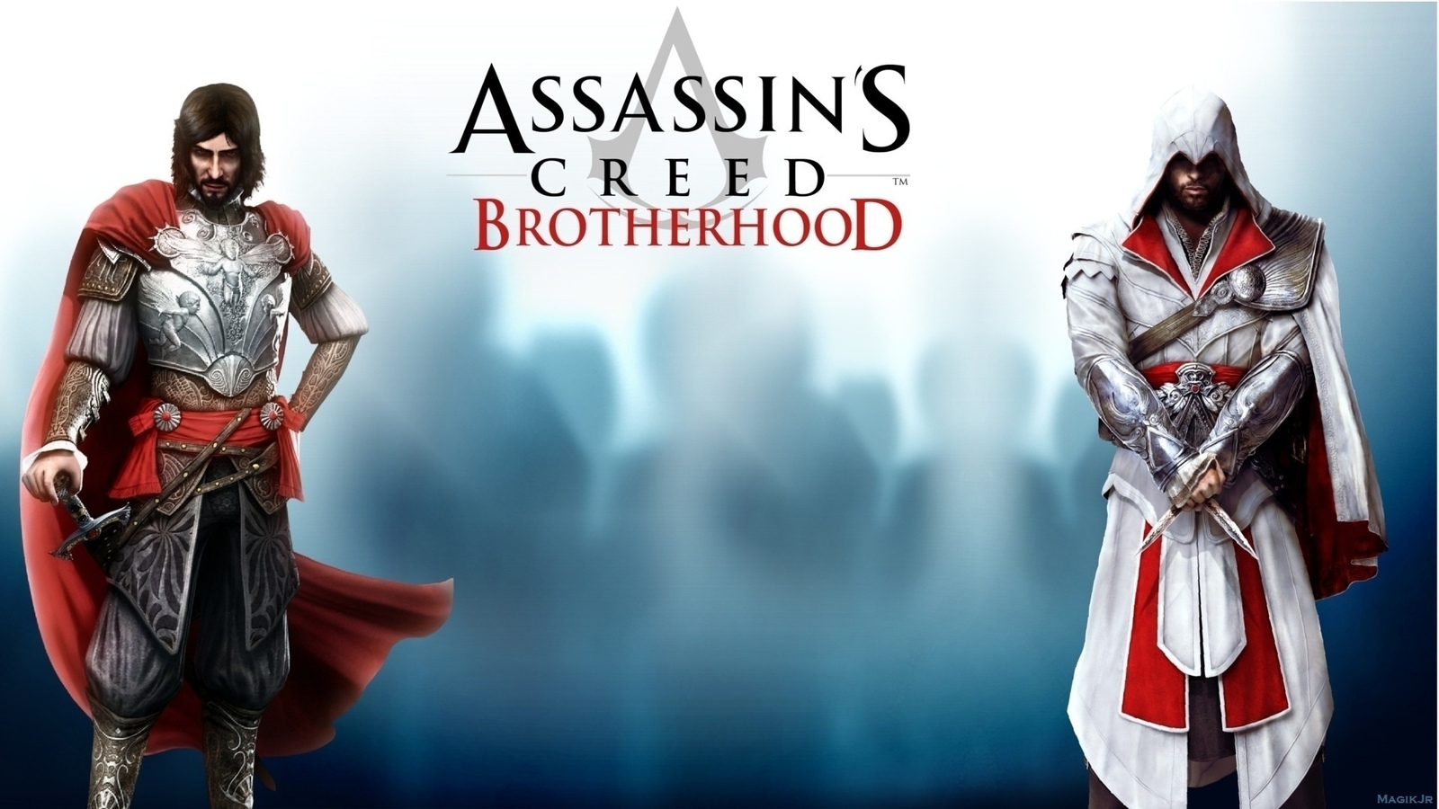 assassins creed, broterhood, два война