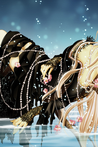 clamp, chii, chobits