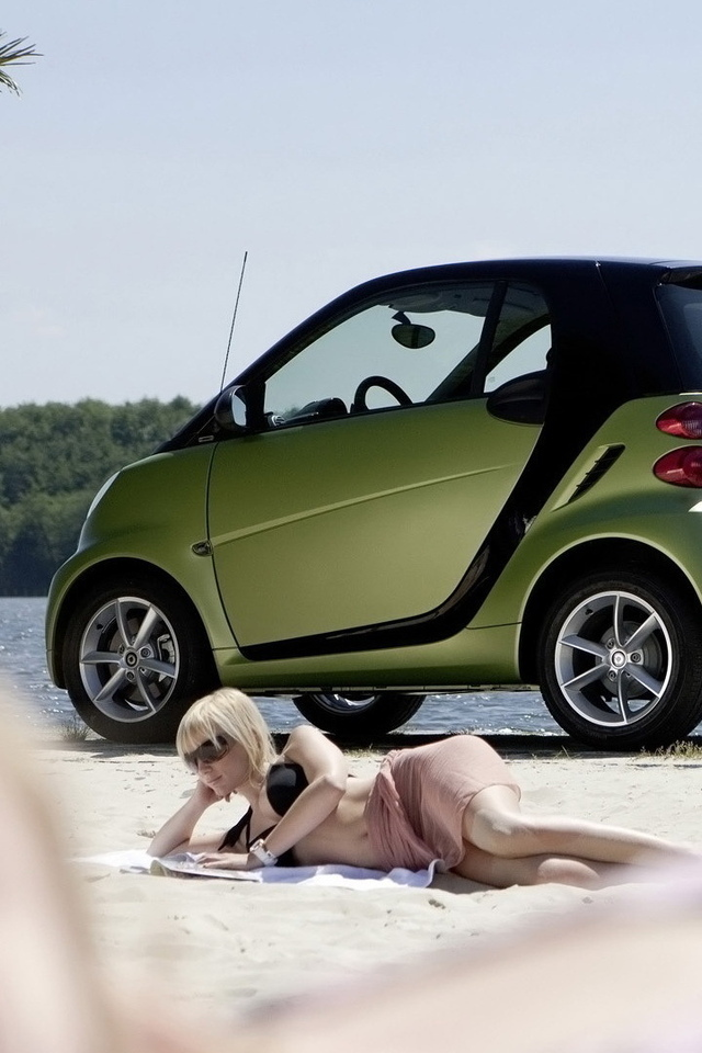 green, and, babe, fortwo