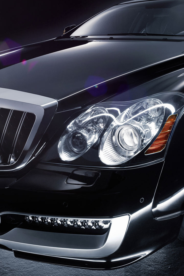 maybach, xenatec, свет