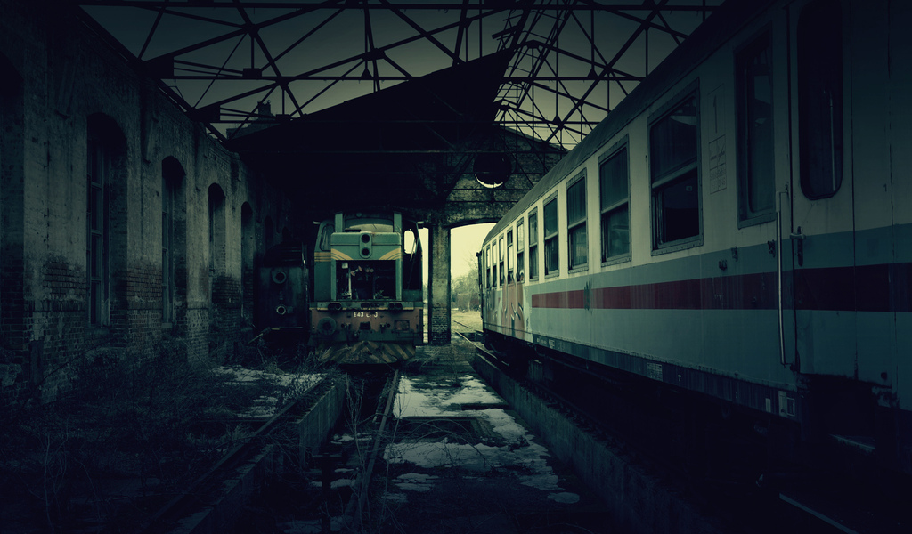 вагоны, транспортное, old trains, депо