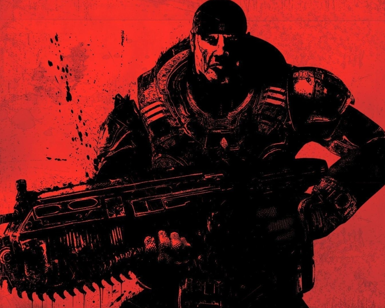 оружие, gears of war 3, microsoft game studios, броня, шутер от третьего лица