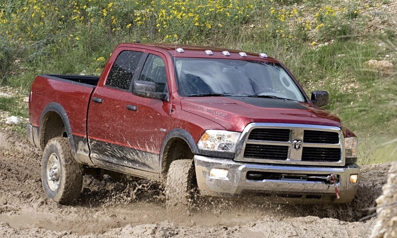 ram 2500, power wagon, dodge, off-road
