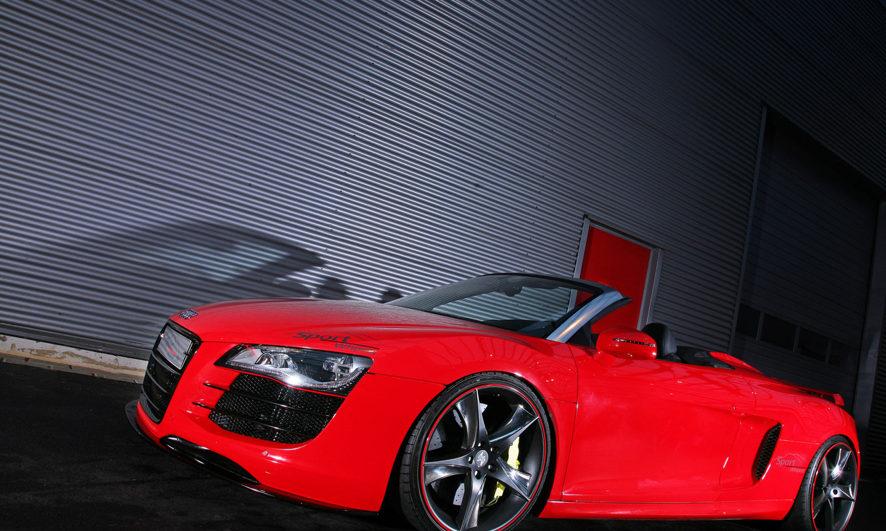 audi r8, машина, 3000x2000, tuning, car, sport wheels