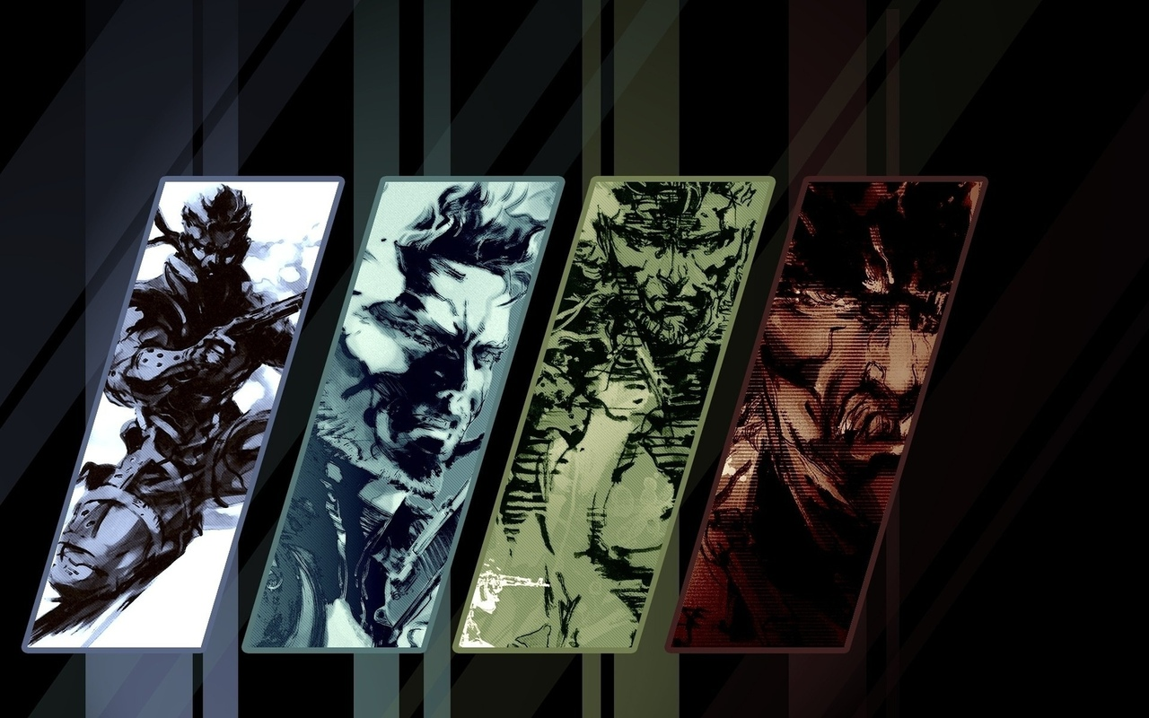 big boss, snake, metal gear