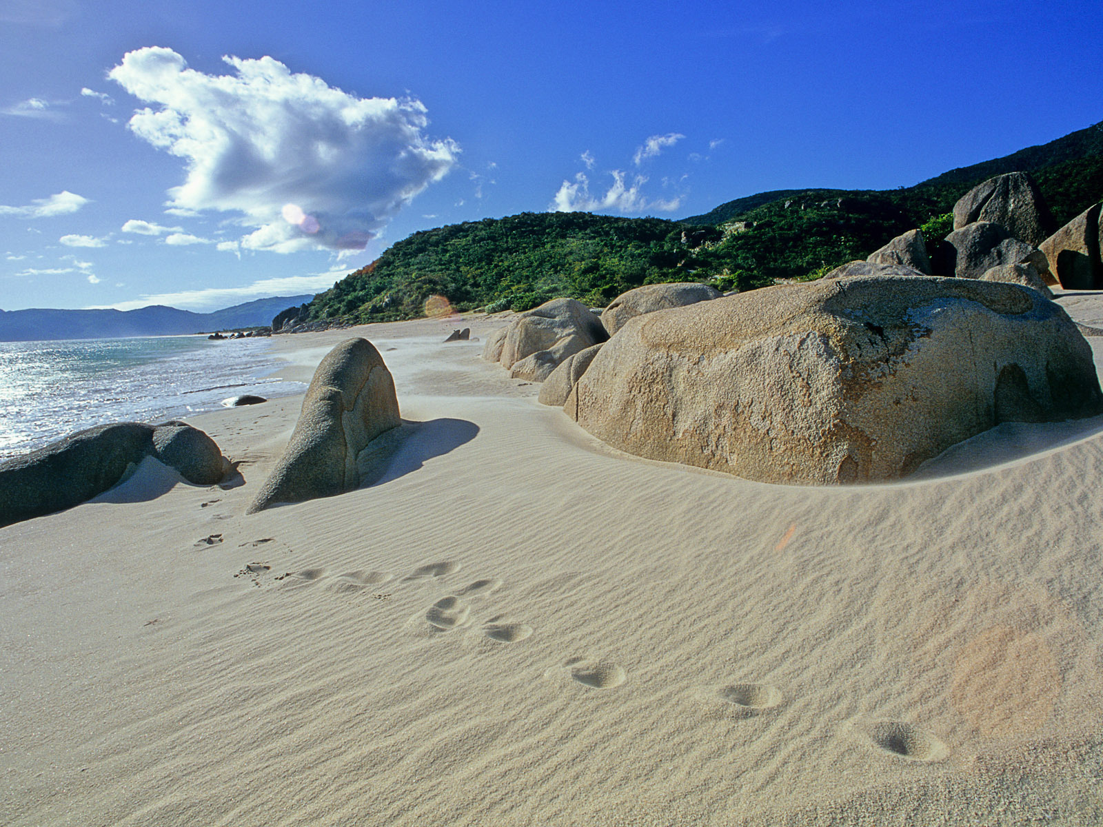 beach at yalong bay, in sanya, china