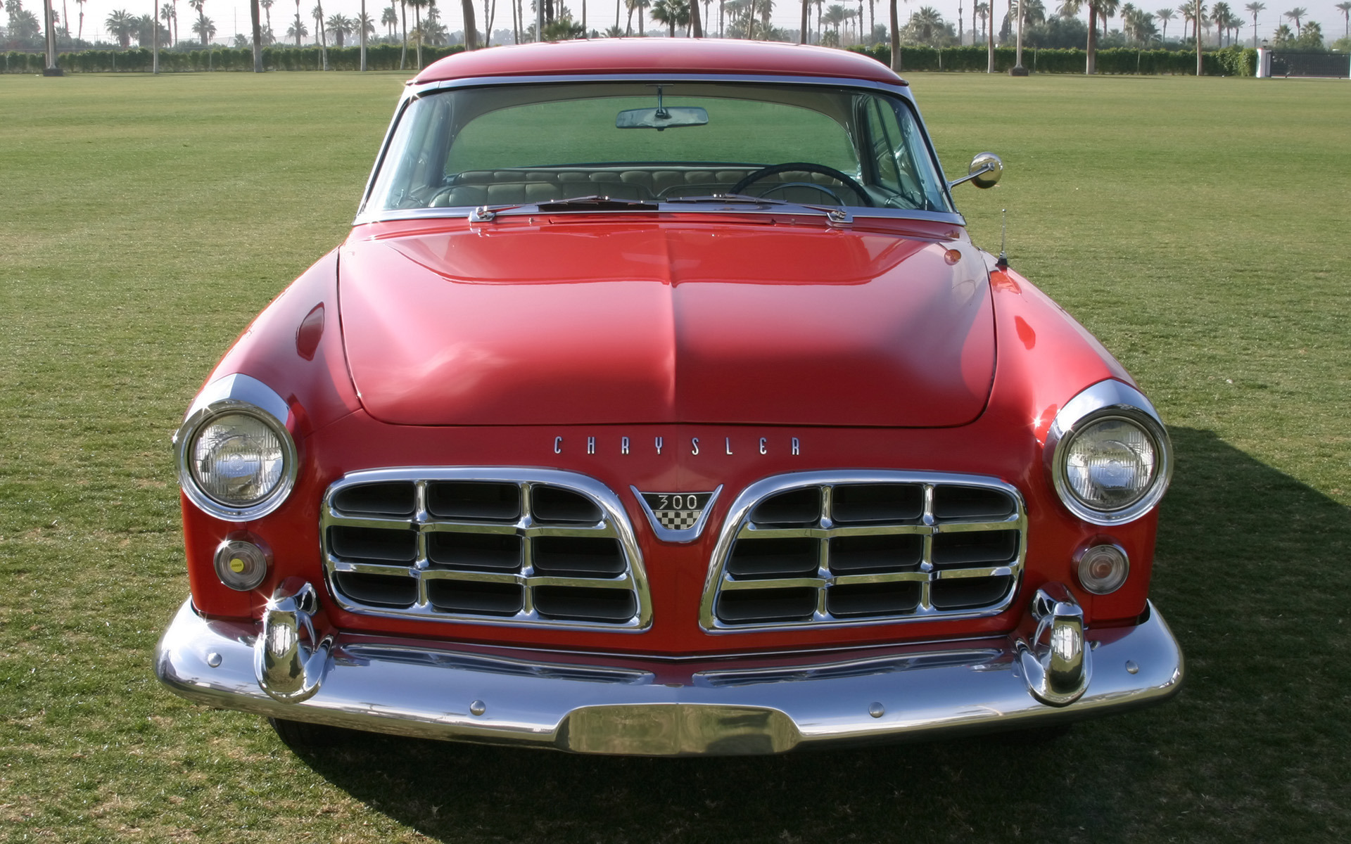авто обои, chrysler, 1955, авто, тачки, фото, auto wallpapers, 300, sport-coupe, cars