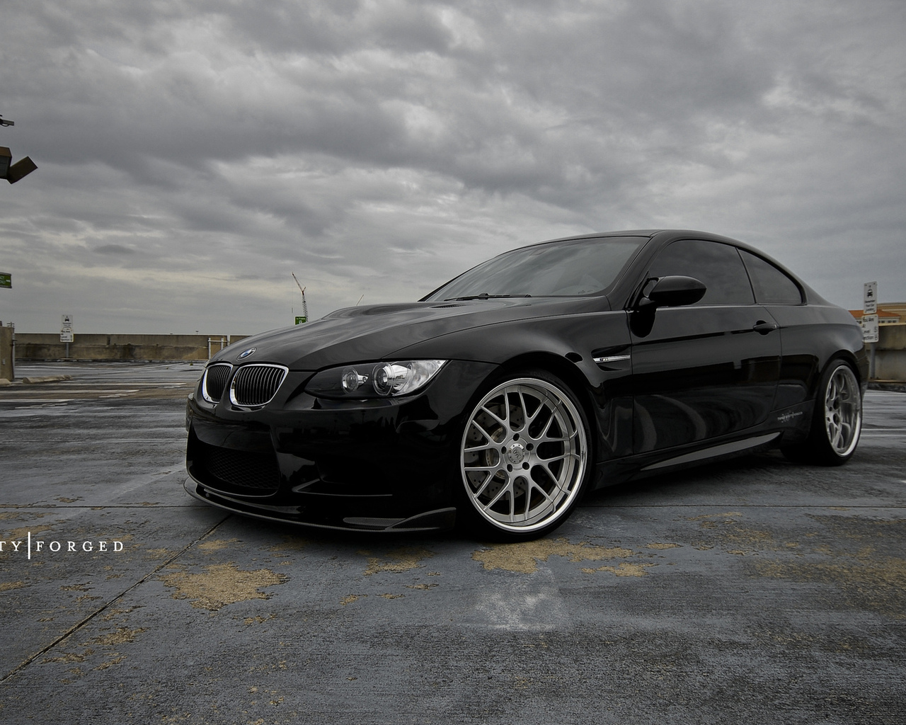 360forged, m3.e92, black, bmw