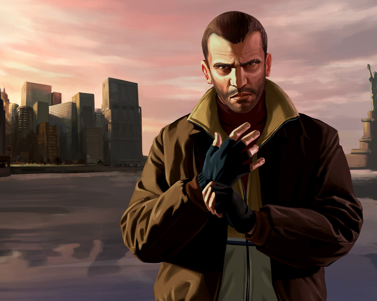 игры, gta 4, gta iv, grand theft auto, grand theft auto 4, нико, беллик, niko, bellic
