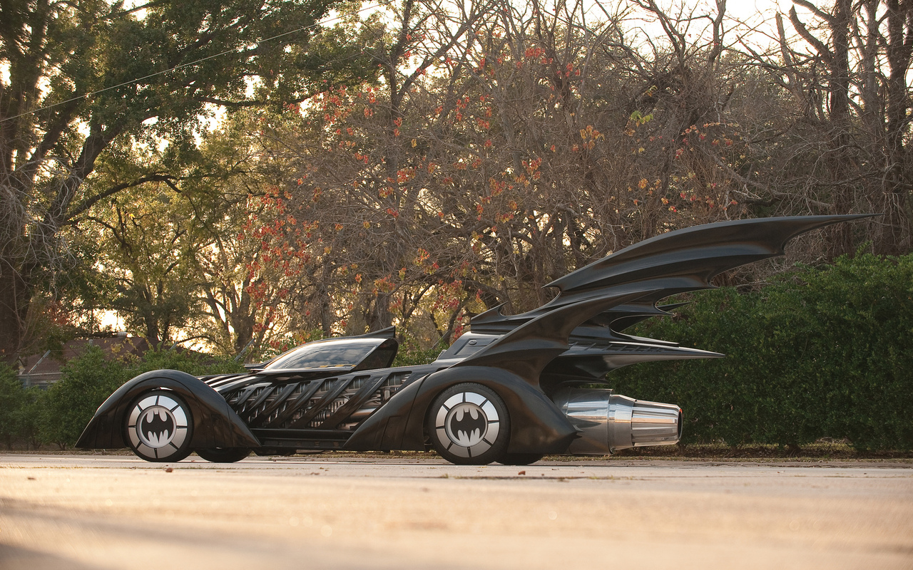 1995, batmobile, batman, forever