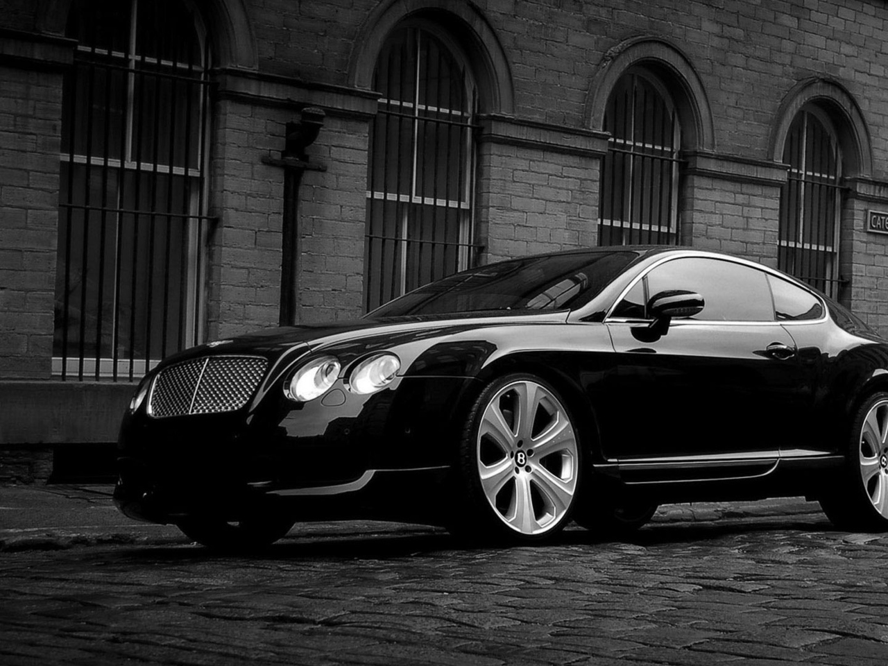 avto, black, continental gt s, bentley