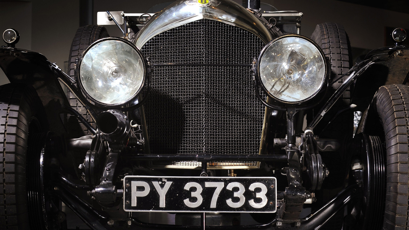 bentley, supersports, 1925