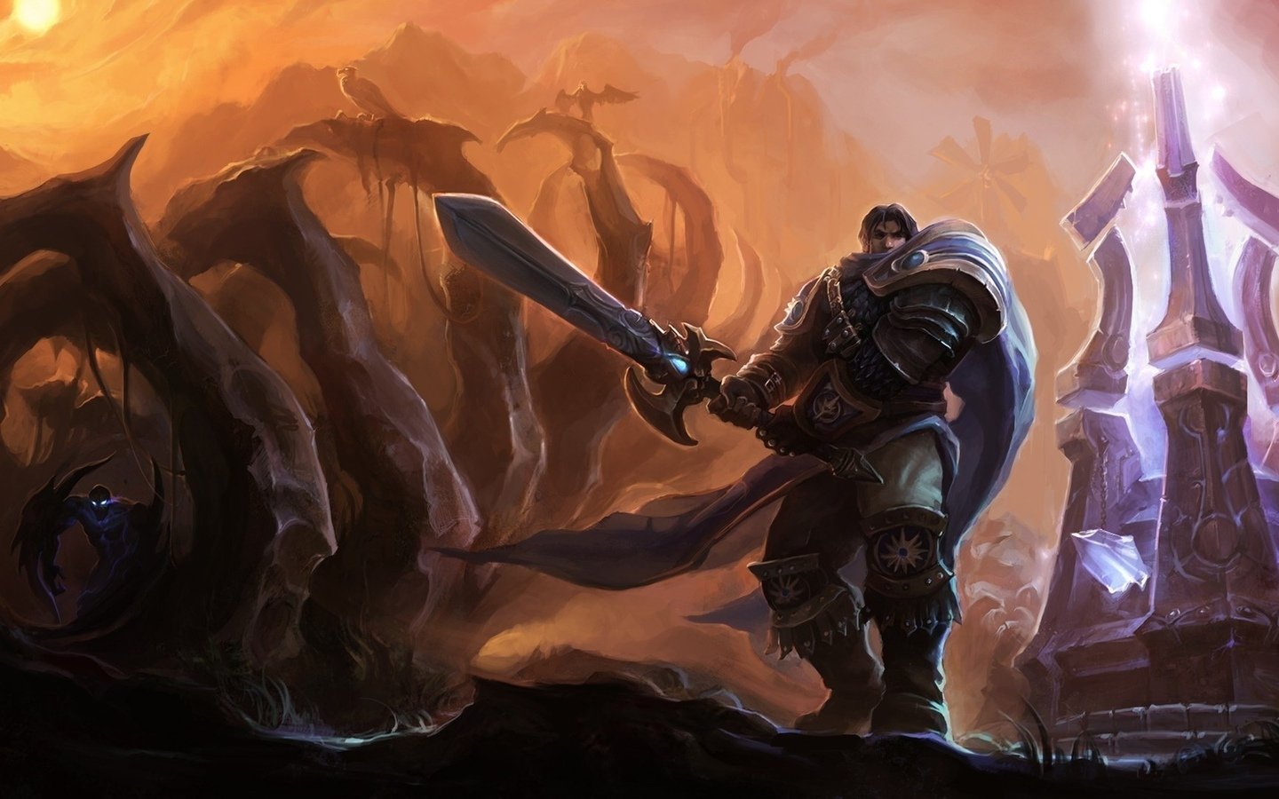 dominion, league of legends, nocturne, garen