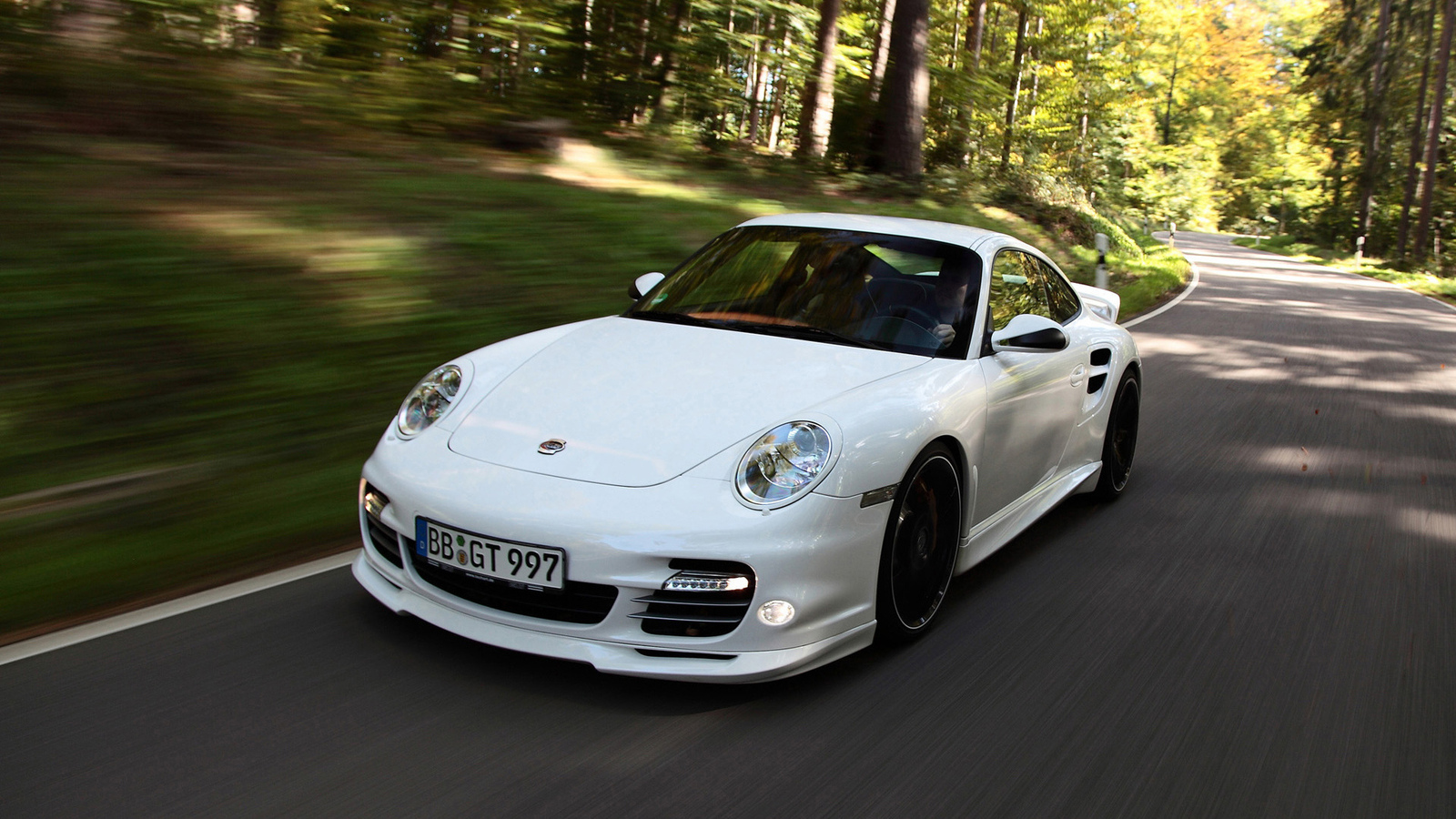 cars, turbo, wallpapers, дорога, auto, porsche 911, скорость