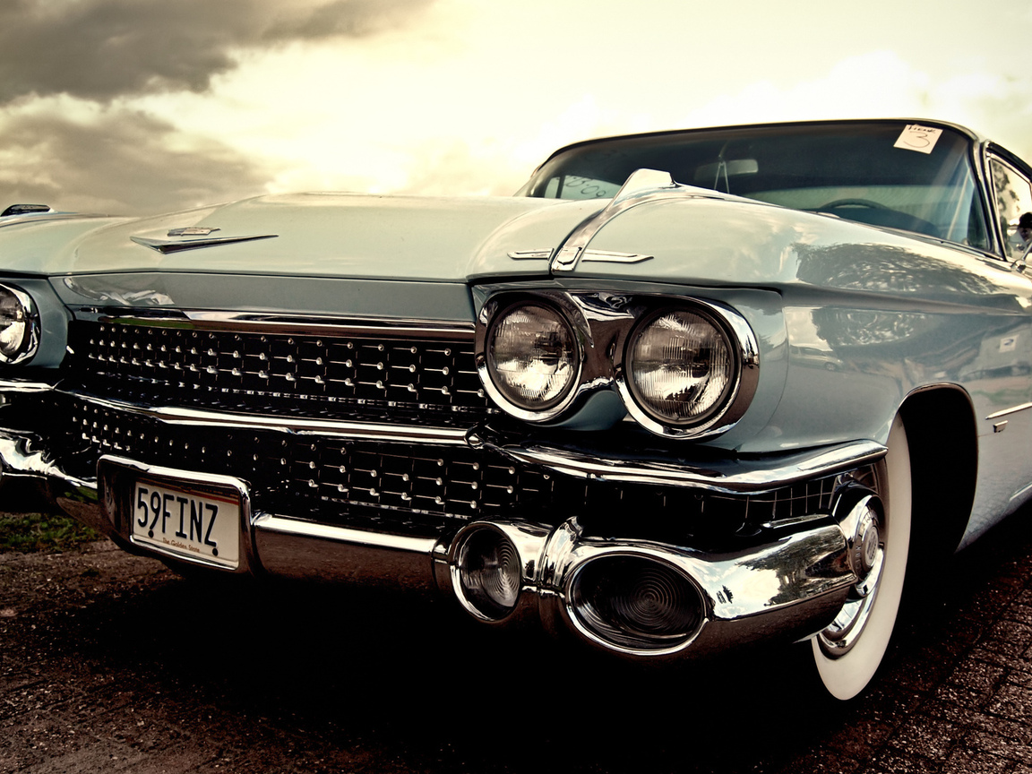 классика, cars, auto, обои авто, cadillac, coupe, cars wall, classic, 1959, deville, wallpapers