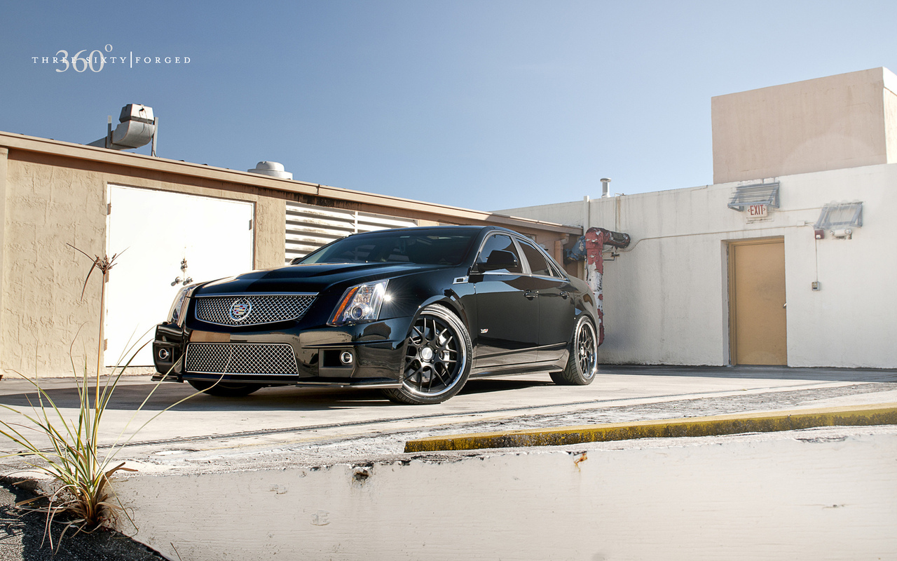forged, cts-v, 360