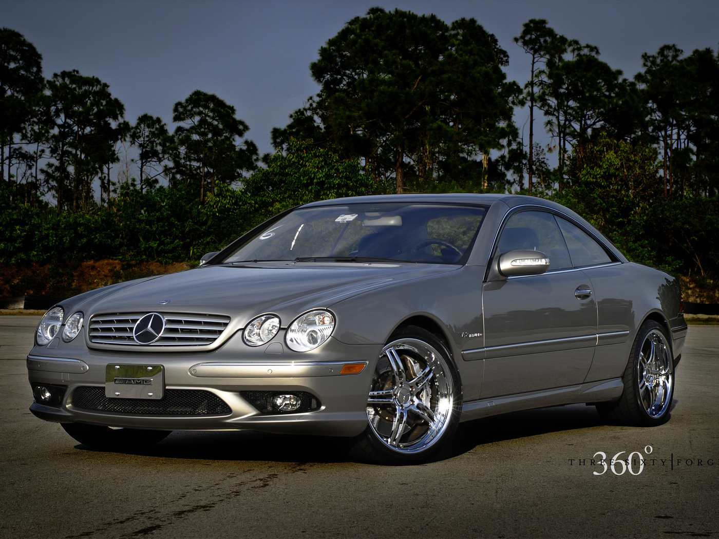 cl, cl 5.5, mercedes benz, amg