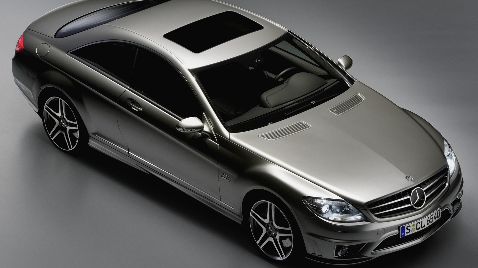amg, mercedes-benz, edition, cl65, cl-klasse