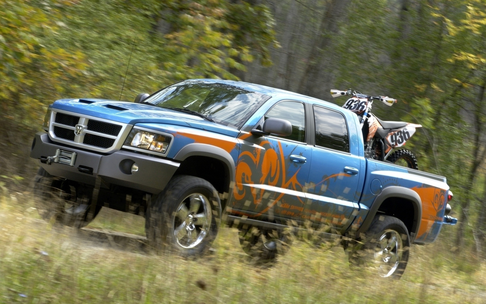 mx warrior, dodge, dakota