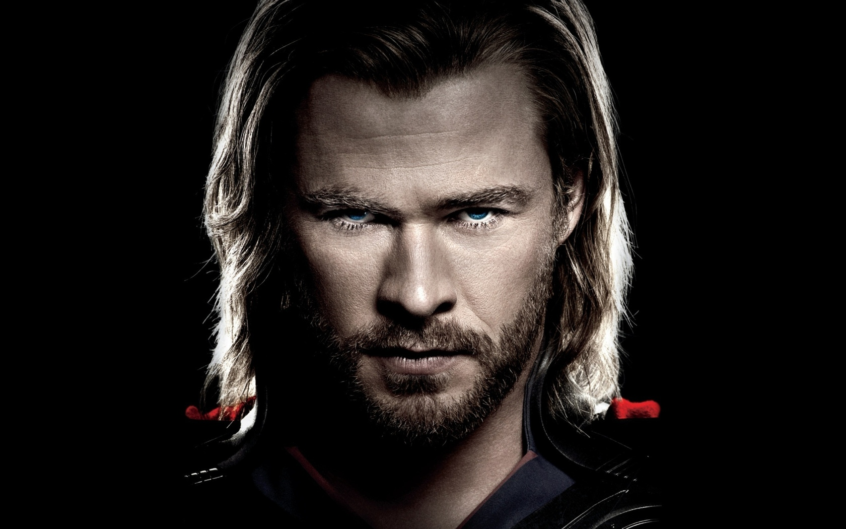 thor, chris hemsworth, лицо