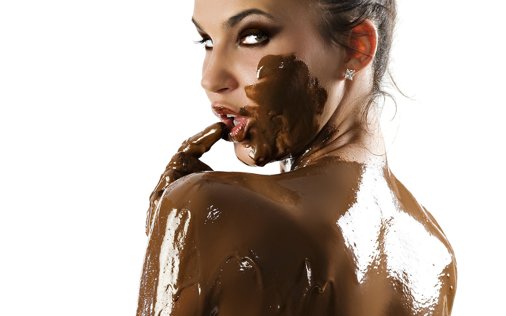 naked-boobs-with-chocolate-images