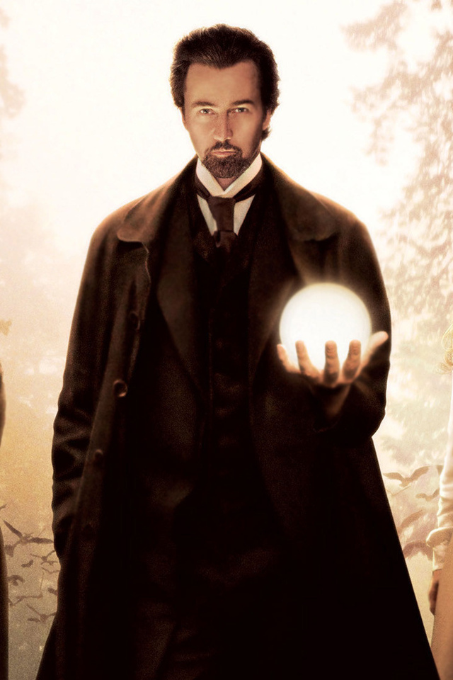 иллюзионист, edward norton, the illusionist, эдуард нортон, eisenheim