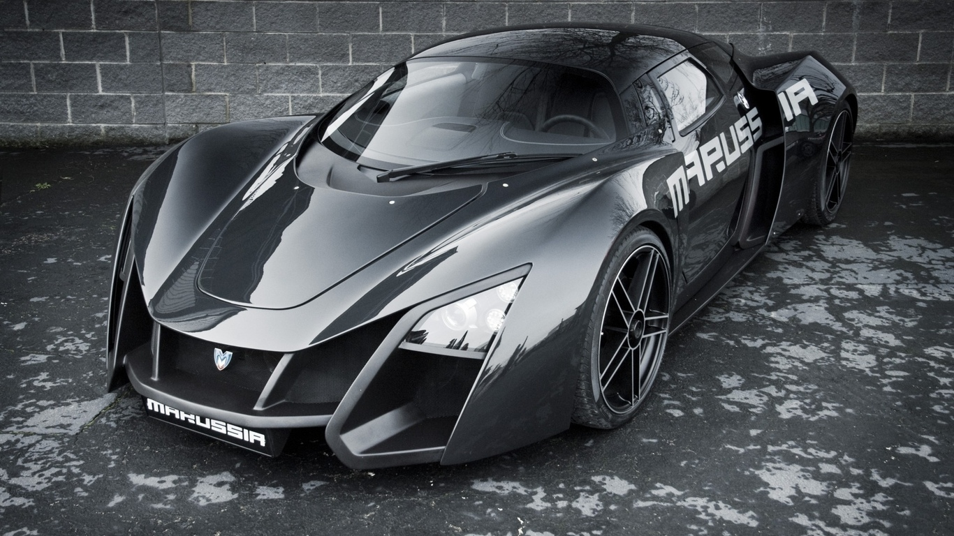 marussia, supercar, russian
