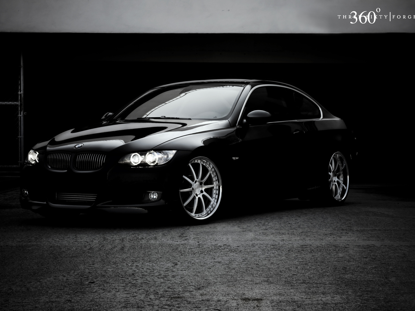 m3, чёрный, black, bmw, 360 three sixty forged, бмв
