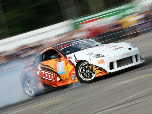 drift, 350z, nissan