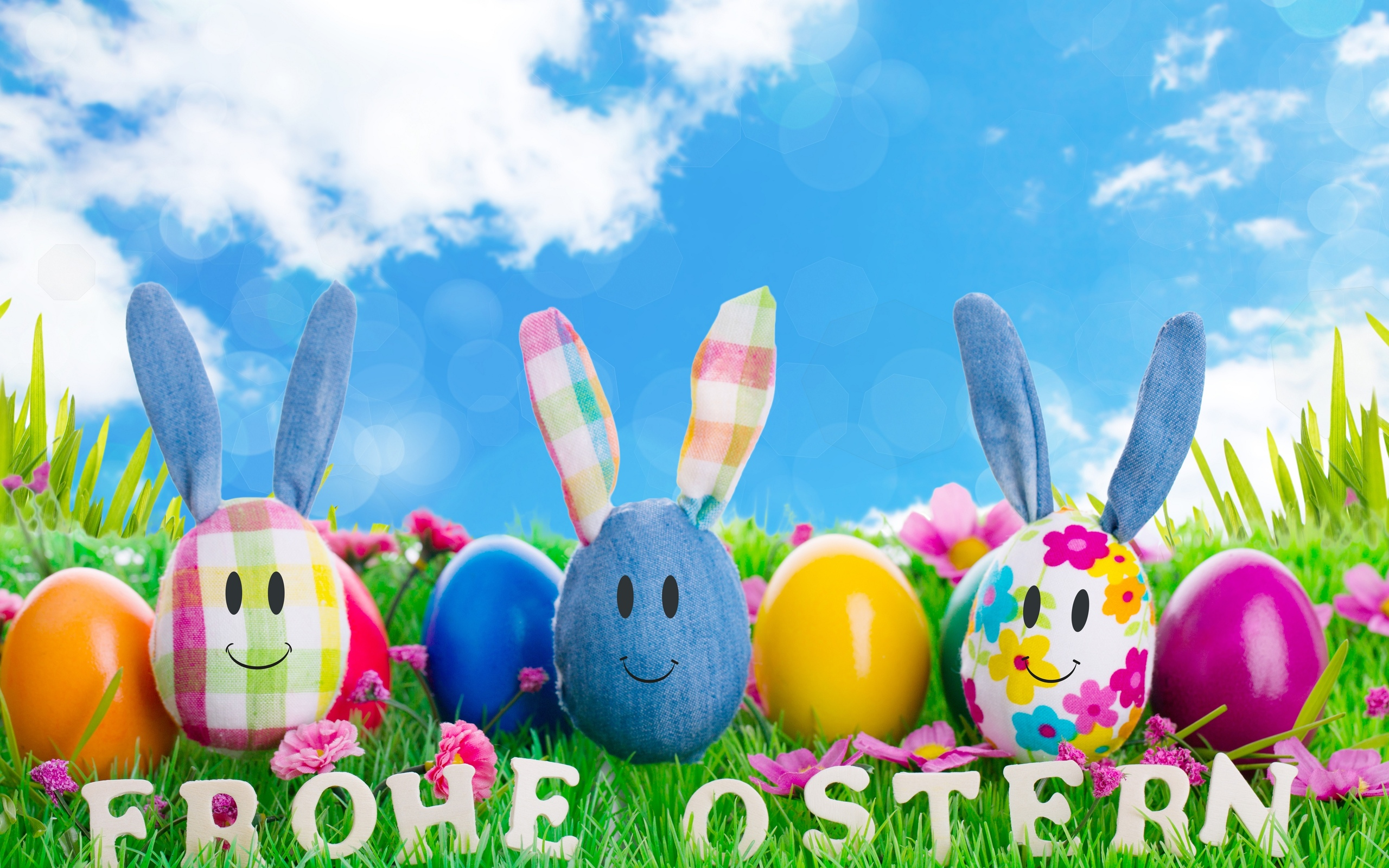 frohe ostern! - 1280×720