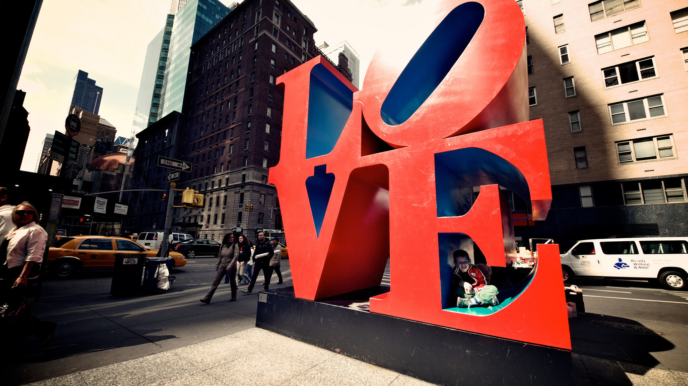 usa, new york, city, love