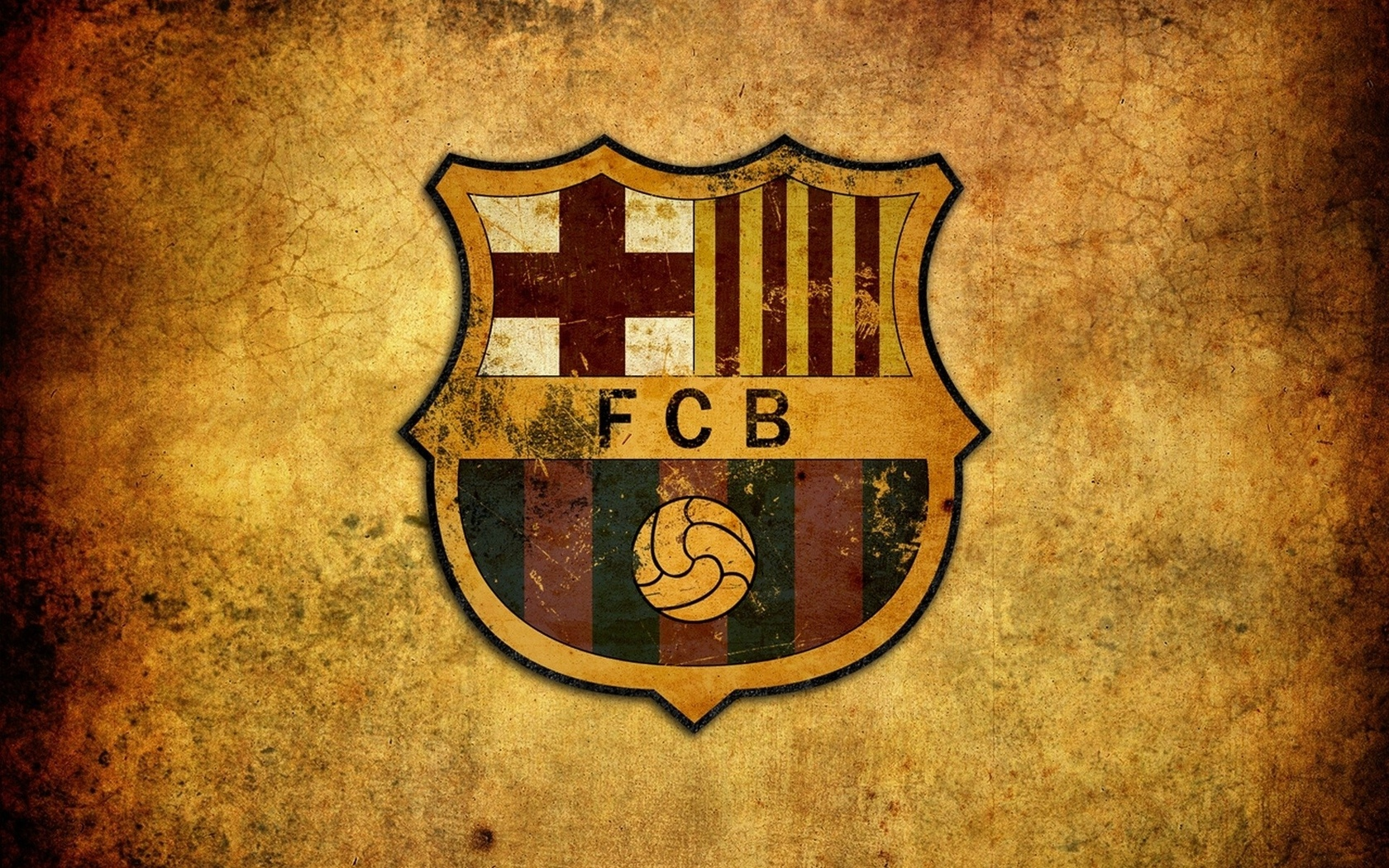 football, barcelona, эмблема, fcb, spain