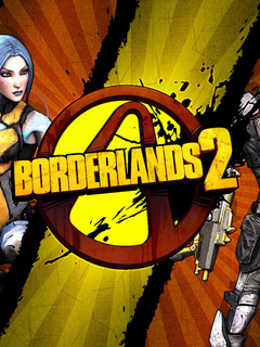 fps, logo, borderlands 2, axton, rpg, zero, 2k games, maya, gearbox software, unreal engine 3, zer0