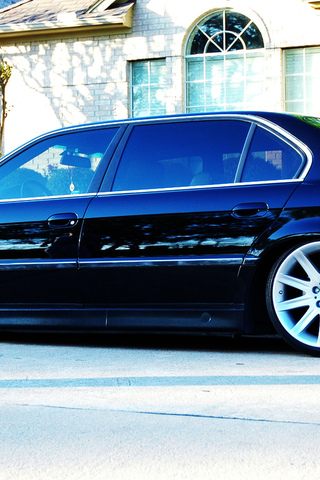 wallpapers, e38, бмв, обои, 7, car, bmw