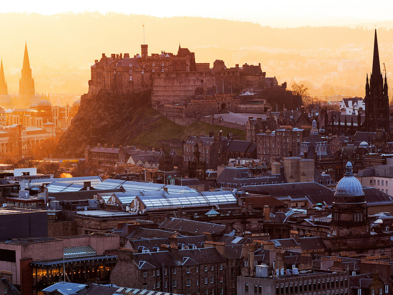 edinburgh, scotland, эдинбургский замок, эдинбург, edinburgh castle
