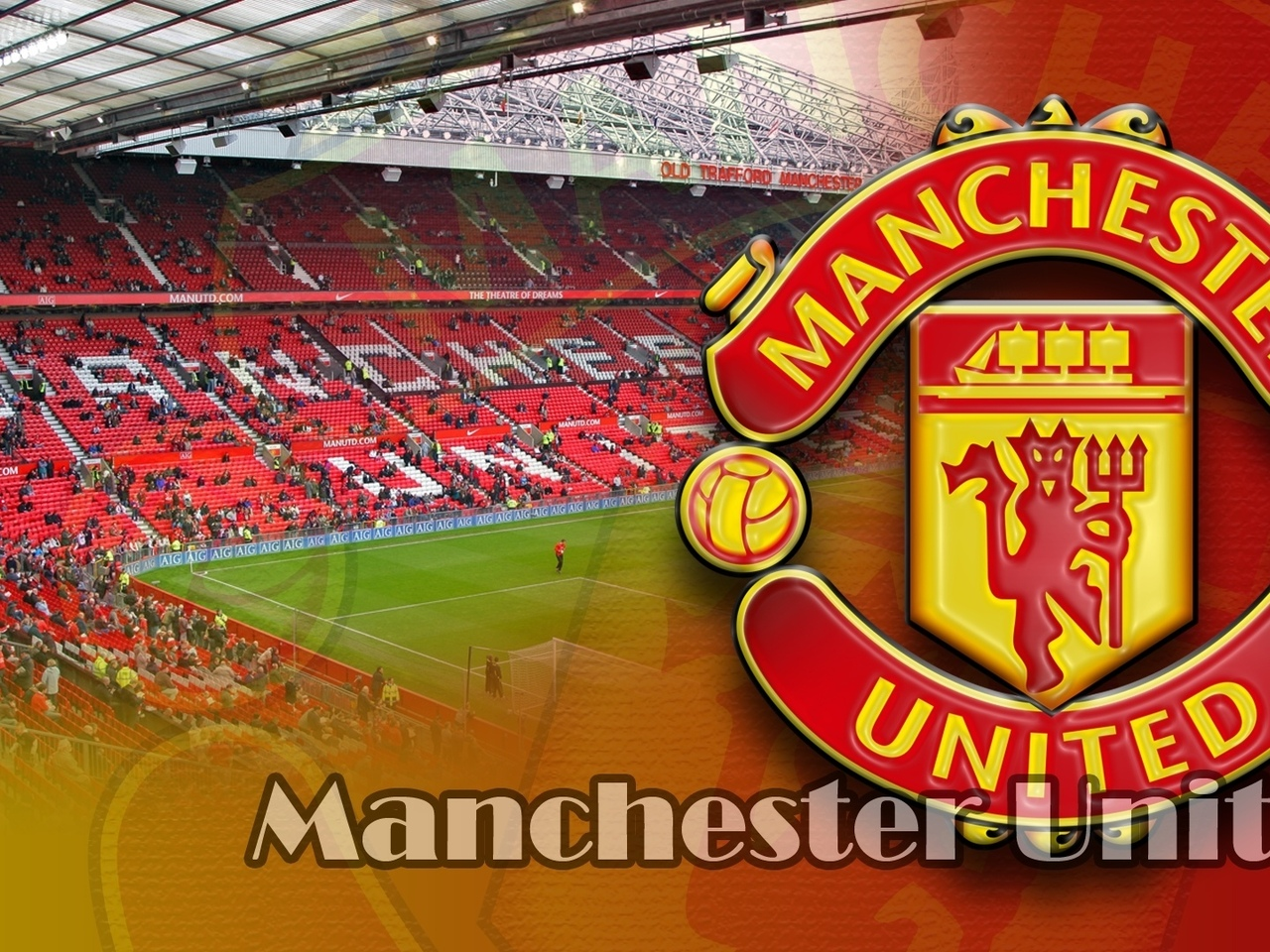 manchester united, manchester, old trafford, stadium