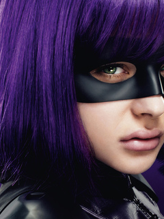 movie, hit girl, chloe moretz, убивашка, kick ass 2