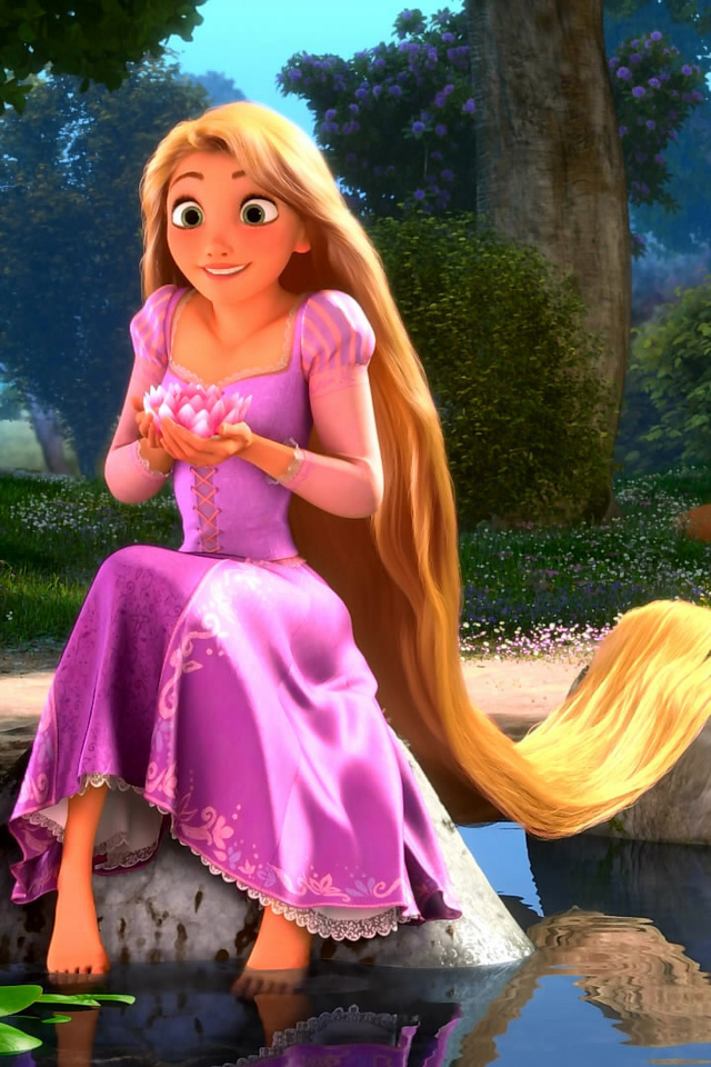 the disturbing tone of rapunzel essay