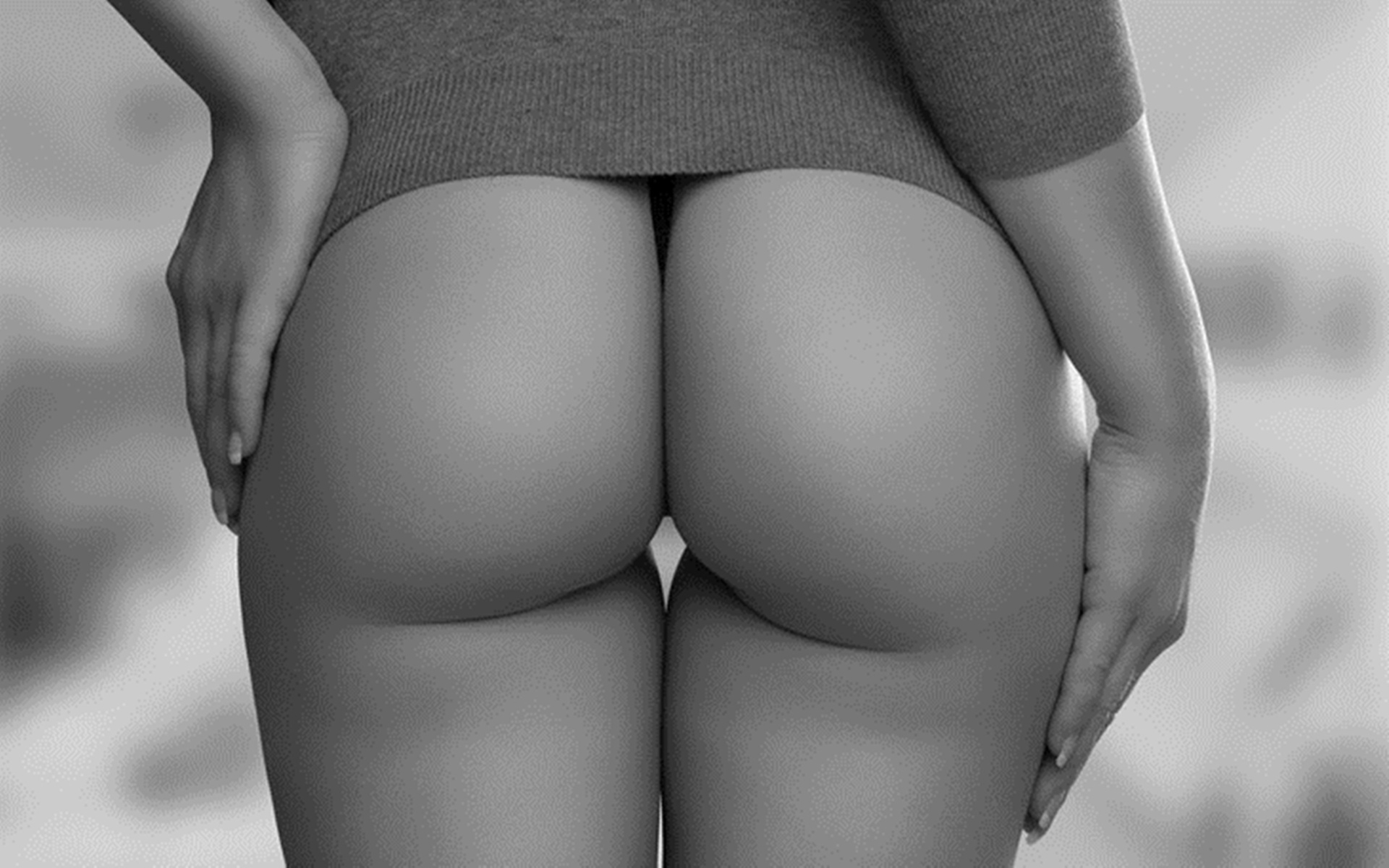 Hot butt girls — photo 3