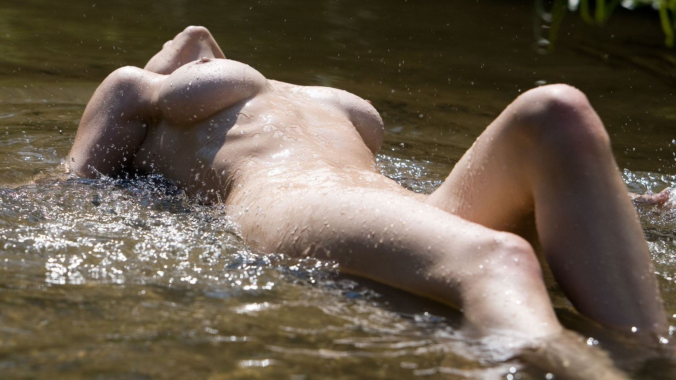Nude on the water, malayalam cute girl naked
