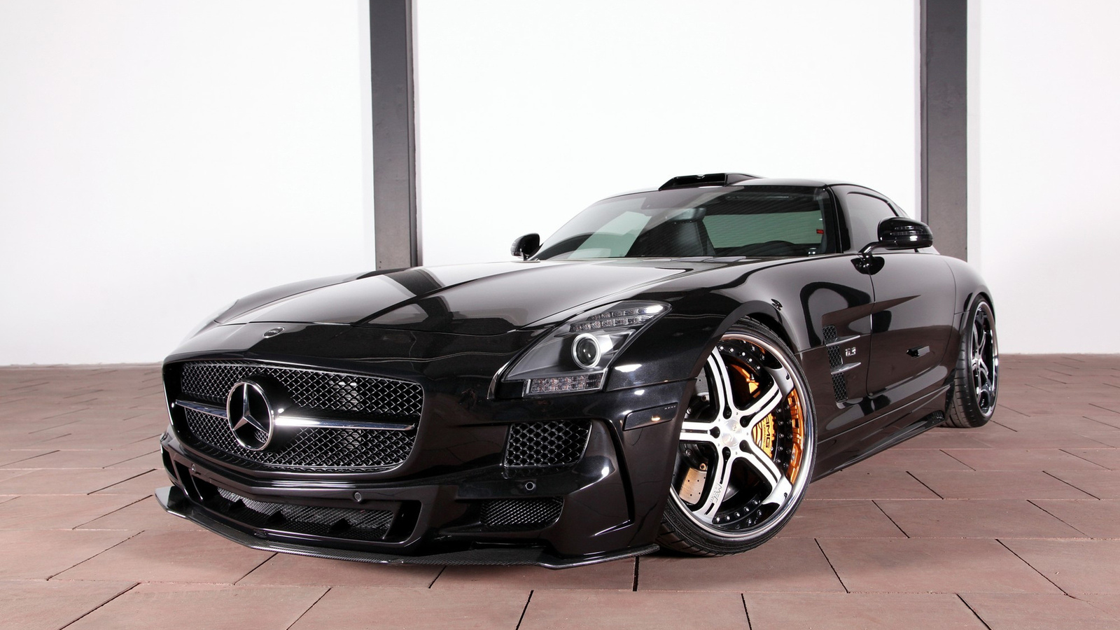sls, v-8, tuner, mec design, coupe, amg, germany, диски, mercedes-benz, мерседес