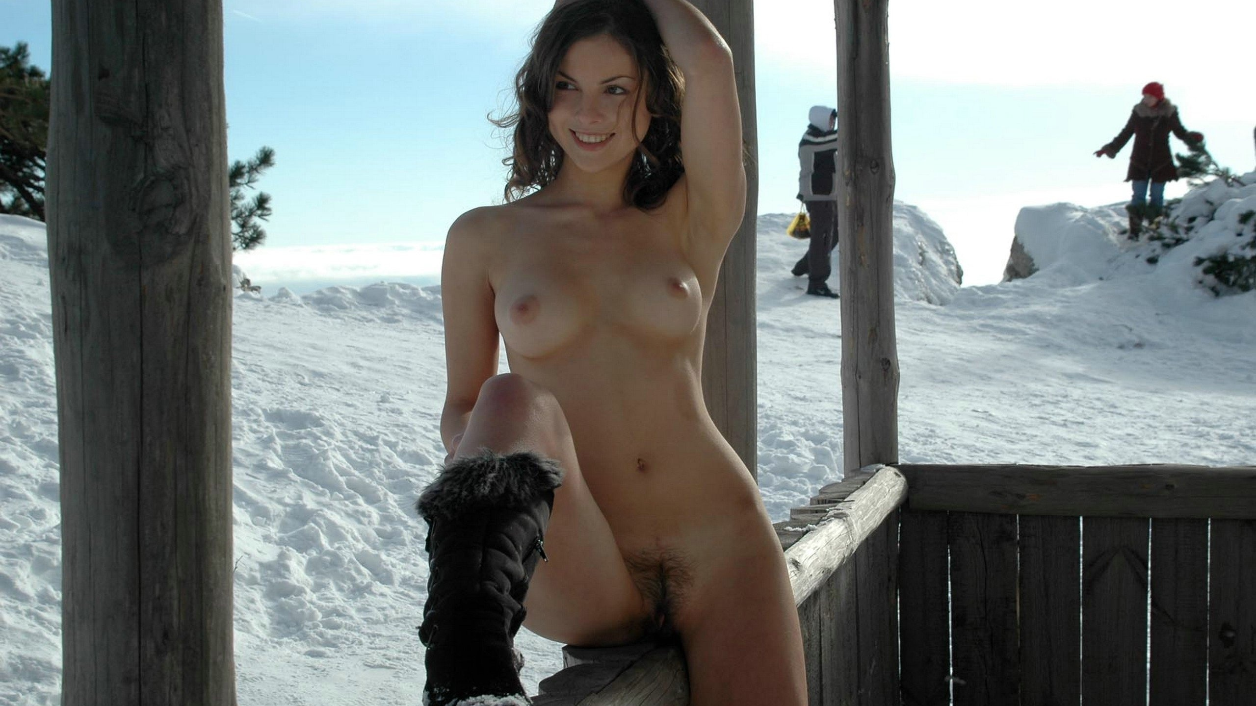 Olivia winter naked, naked black skinny sluts