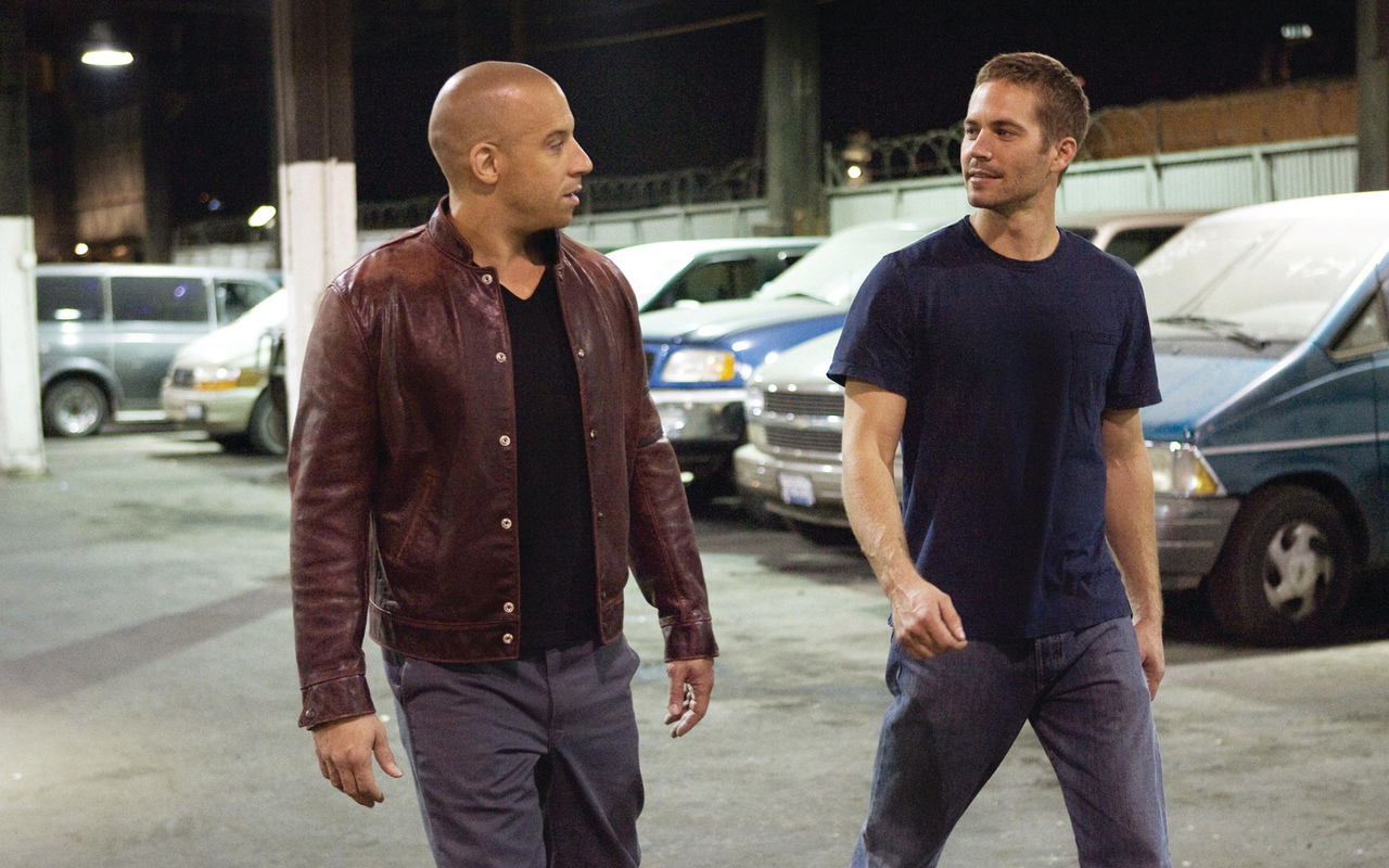 vin diesel, вин дизель, dominic toretto, форсаж 4, fast & furious