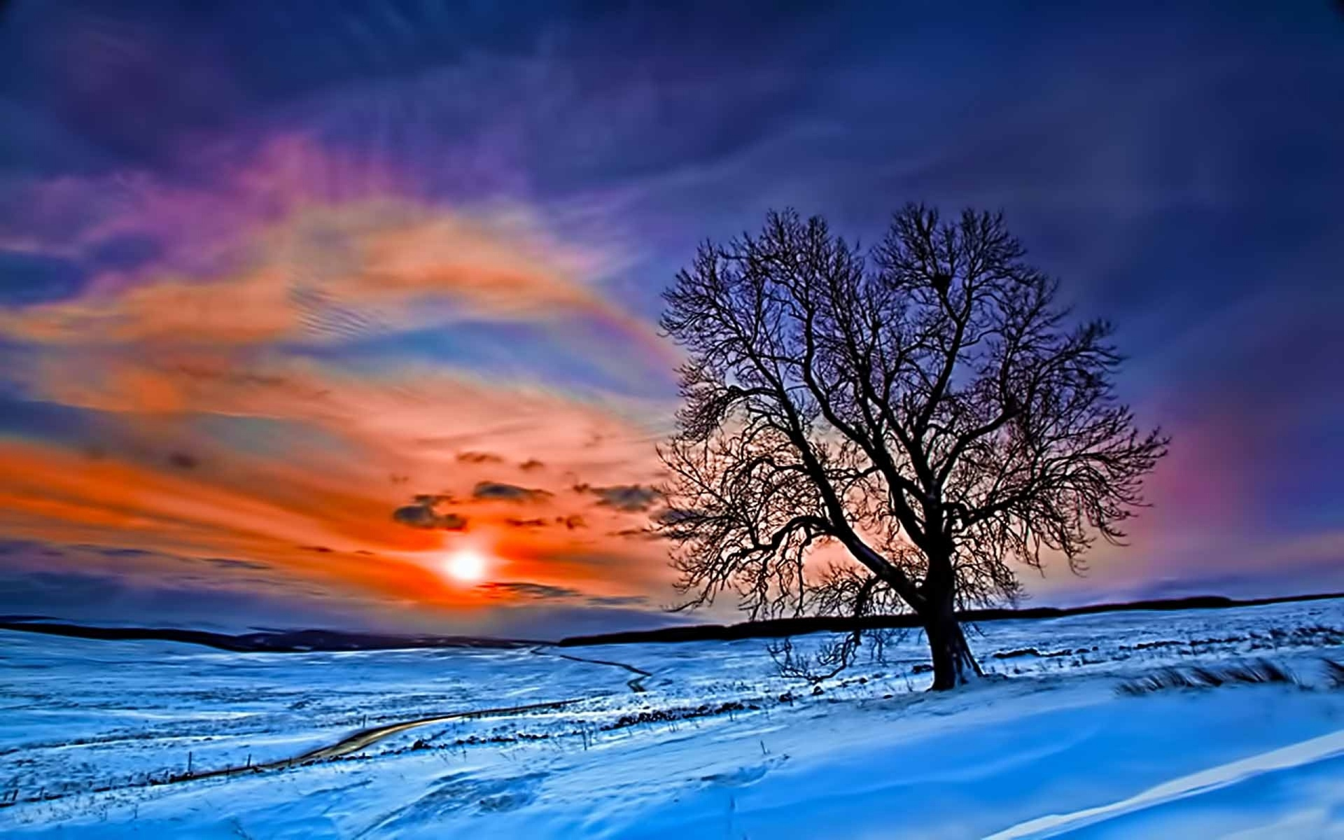 Winter Nature Wallpapers  HD Wallpapers